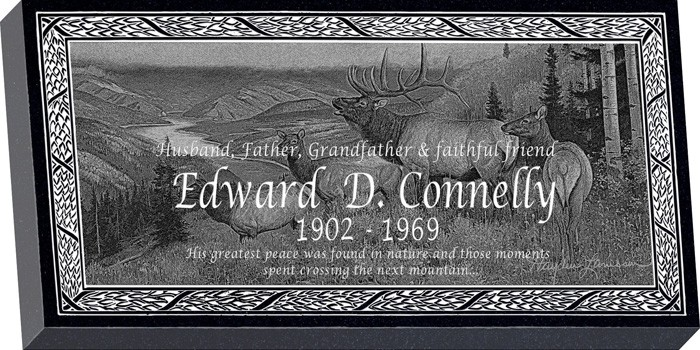 Trust Experienced Professionals for Custom Headstones and Support