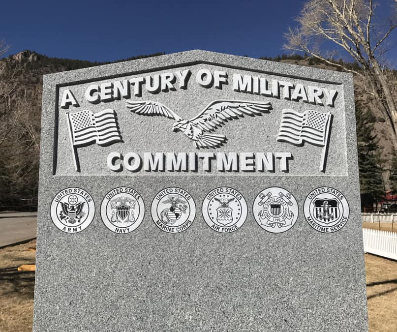 Honoring Veterans in the Historic Town of Lake City, Colorado