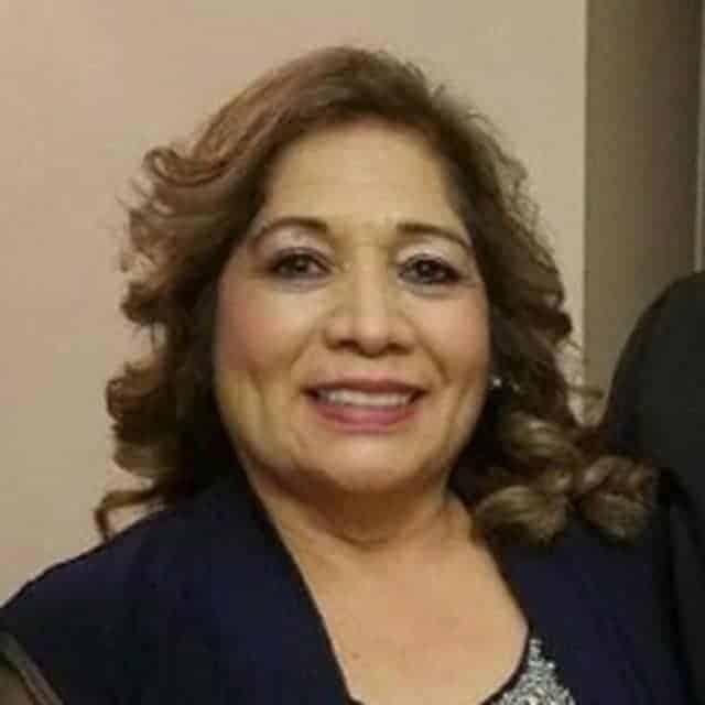 Honoring My Mother, Juanita Diaz