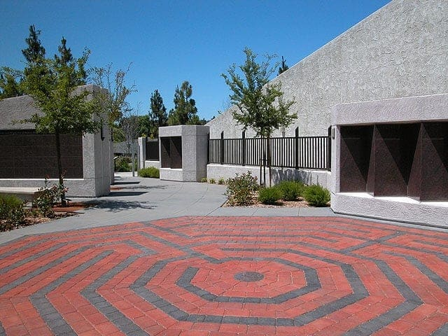 Foothills United Methodist Church donor walls