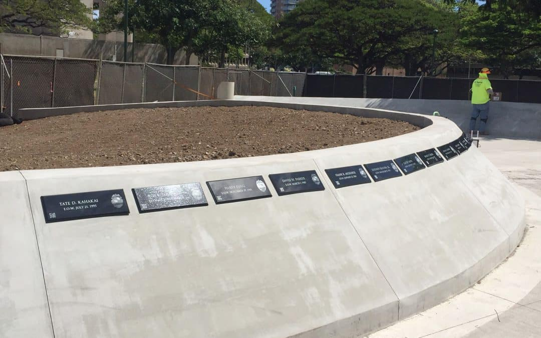 Hawaii Fallen Law Enforcement Officer Memorial